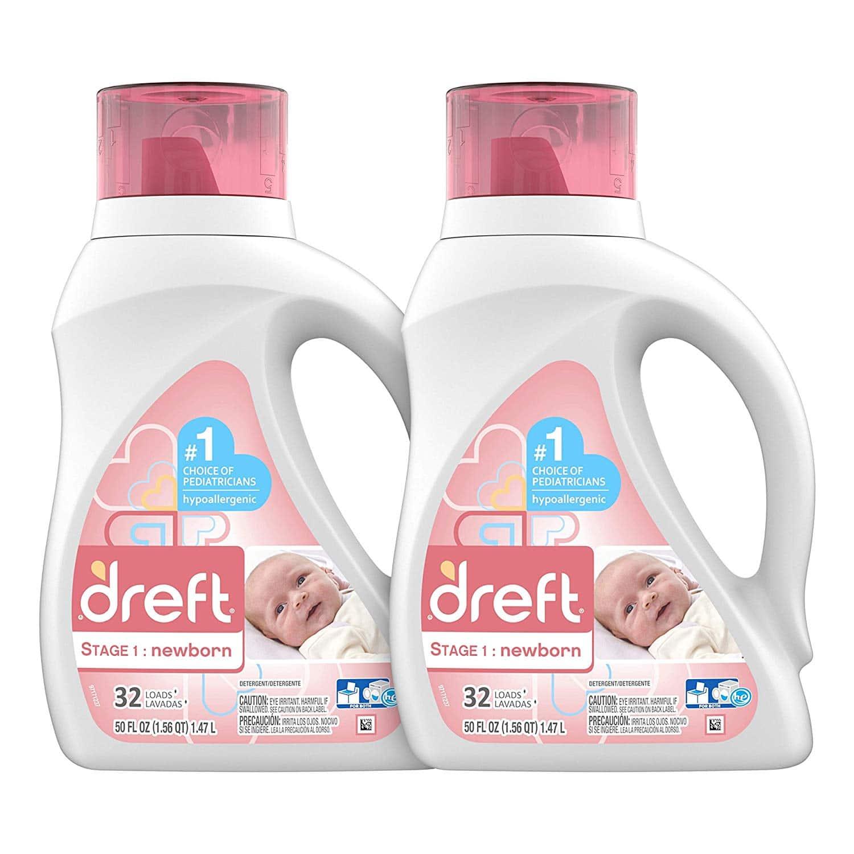 Dreft Stage 1 Laundry Detergent