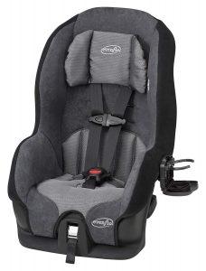 Evenflo Tribute LX Convertible Seat.