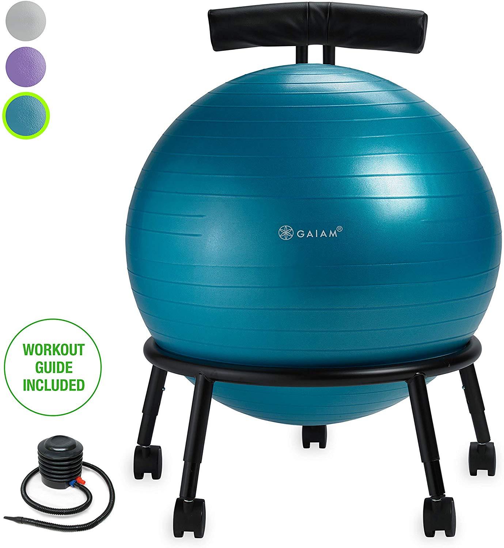 Gaiam Adjustable Ball Chair