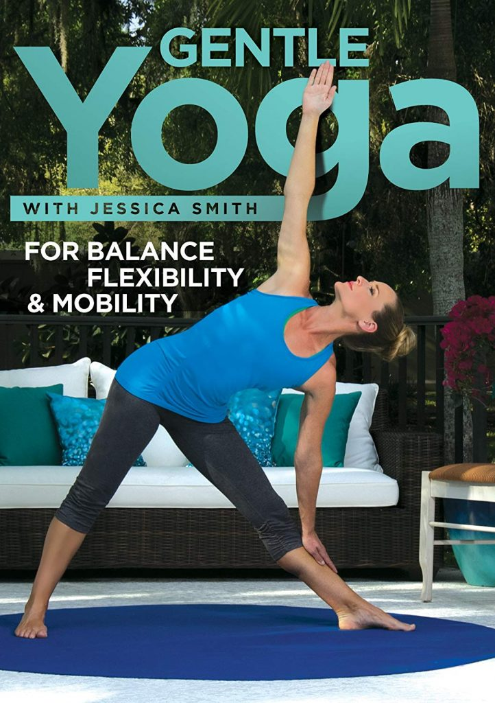 Gentle Yoga with Jessica Smith