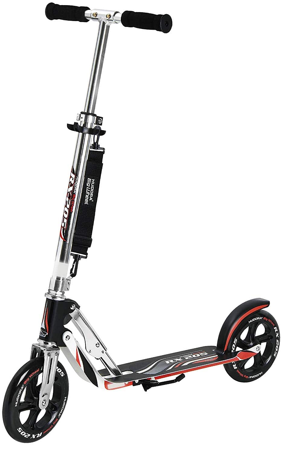 HUDORA Adult Folding Kick Scooter