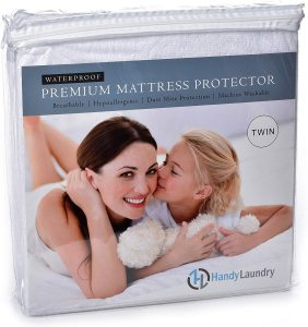 Handy Laundry Mattress Protector