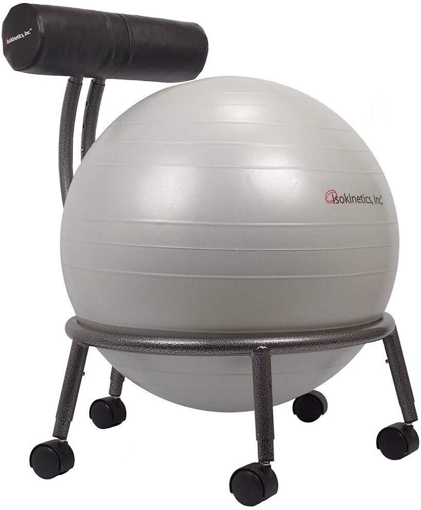 Isokinetics Inc. Adjustable Ball Chair