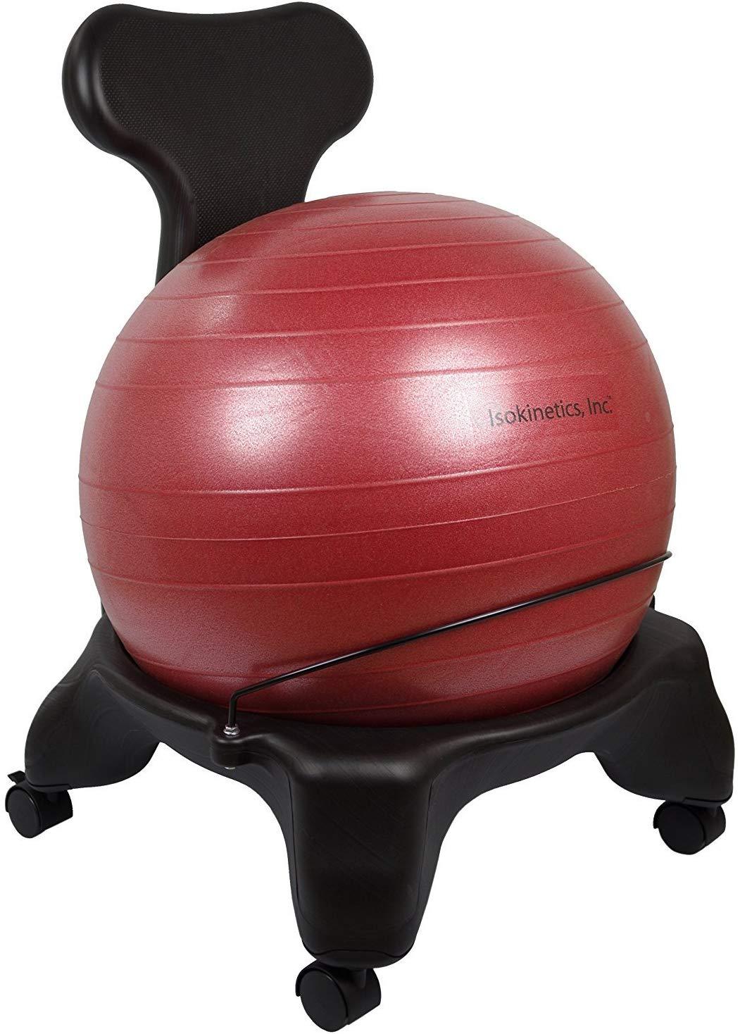 Isokinetics Inc. Exercise Ball