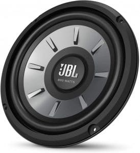 JBL Subwoofer.