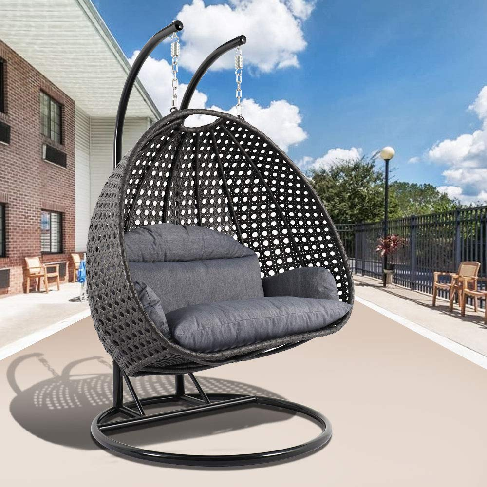 LeisureMod Swing Egg Chairs
