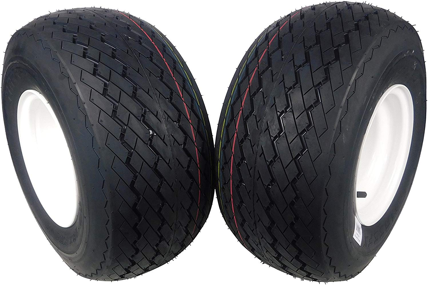 MASSFX Wheel & Tire for Golf Carts.