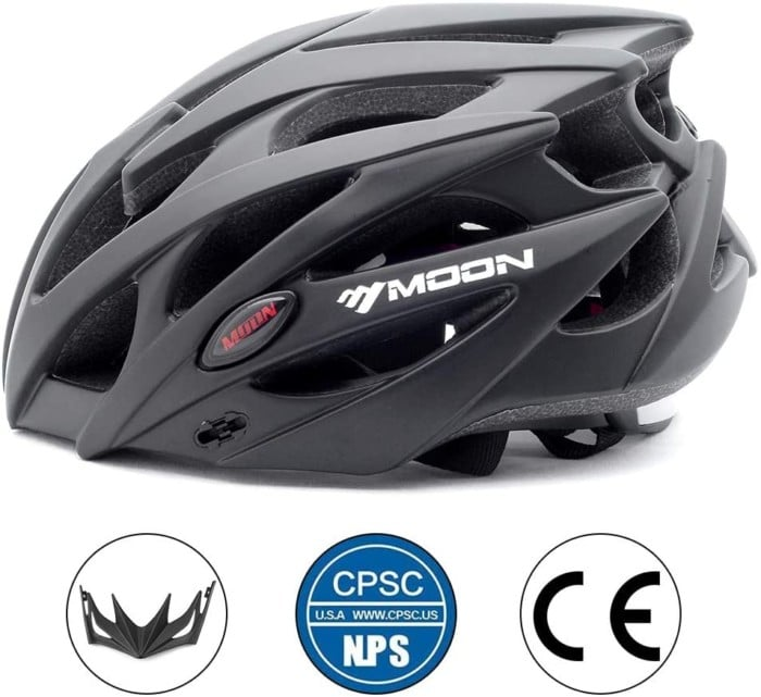 MOON Bike Helmets