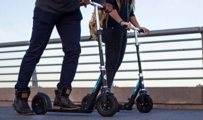 Off-Road Scooter