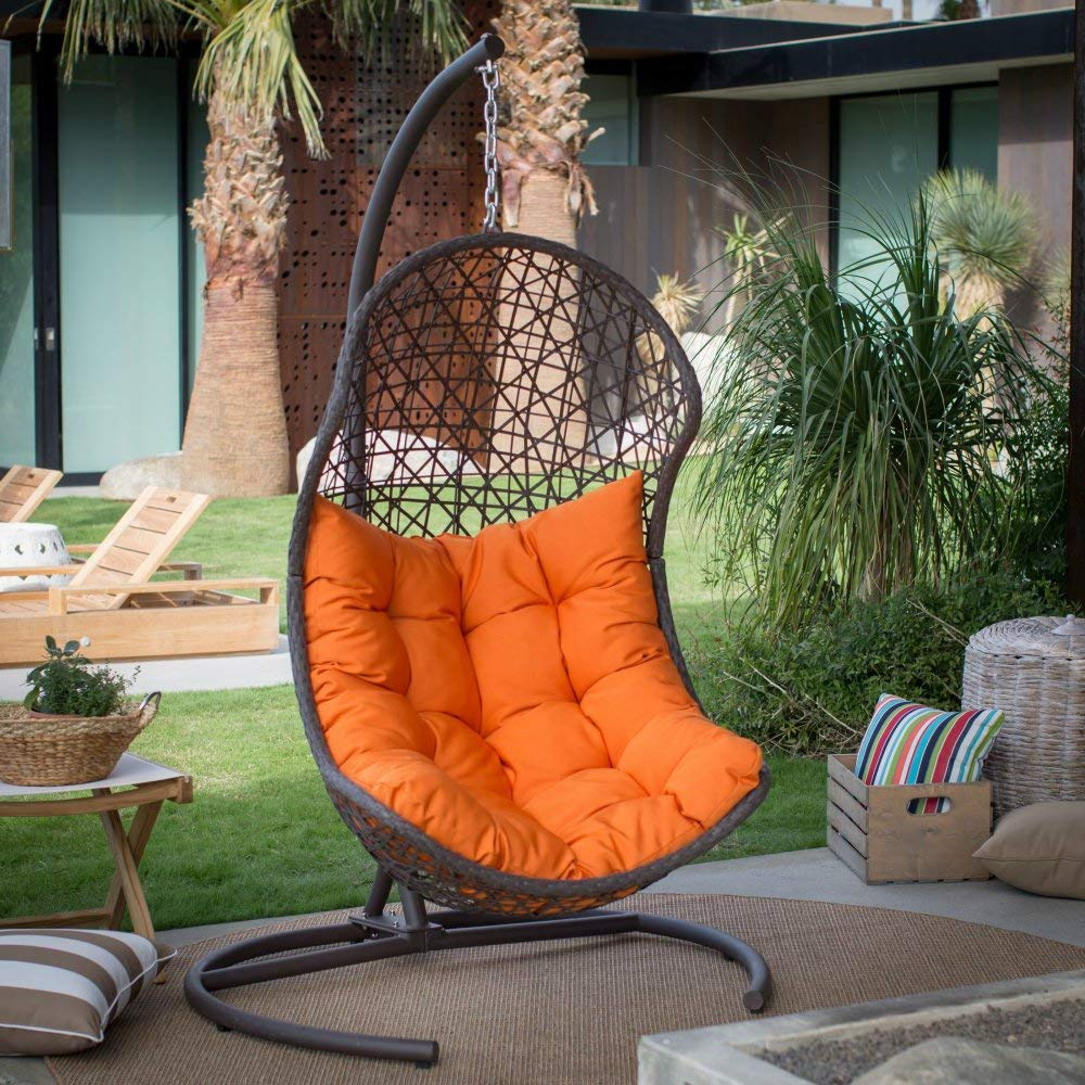 Resin Wicker Hanging Chair