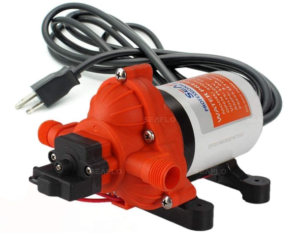 SEAFLO Industrial Water Pressure Pump.