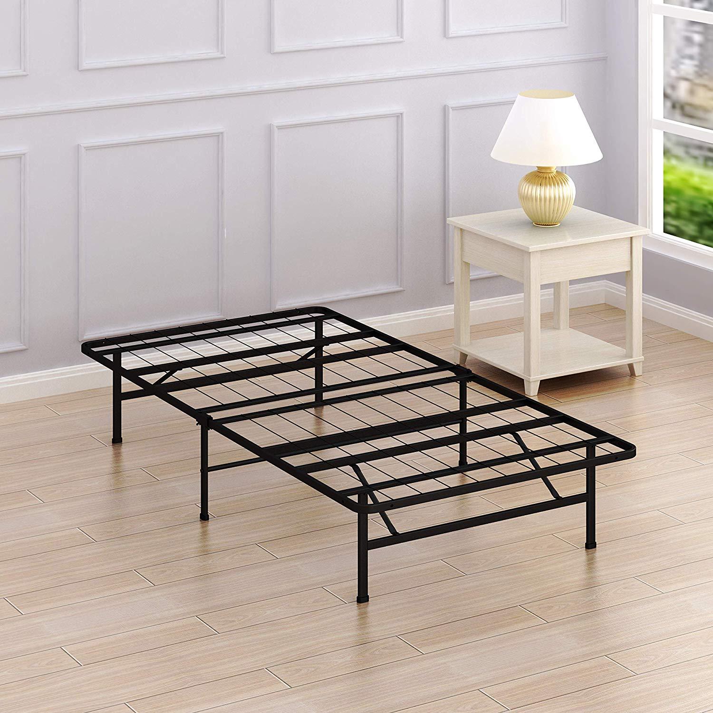 Simple Houseware Platform Bed Frame