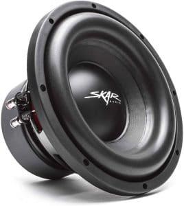 Skar Audio Subwoofer.
