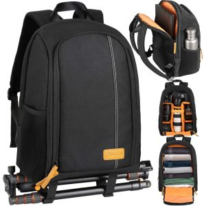 TARION Waterproof Camera Backpack