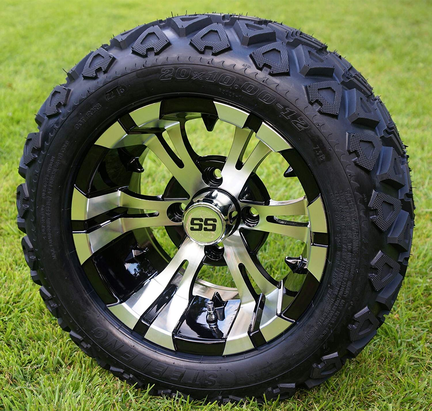 Best Golf Cart Tires And Wheels Of 2020 Review Guide