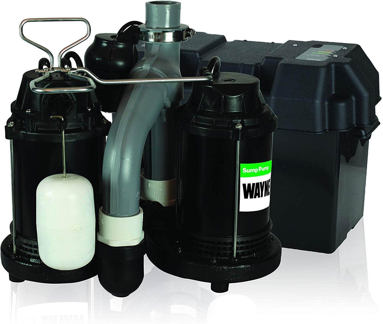 Wayne WSS30VN Upgraded Pump.