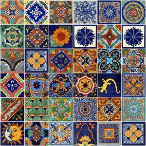 COLOR Y TRADICIÓN Tiles
