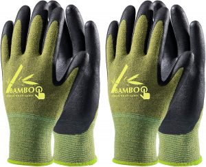 COOLJOB Bamboo Working Gloves