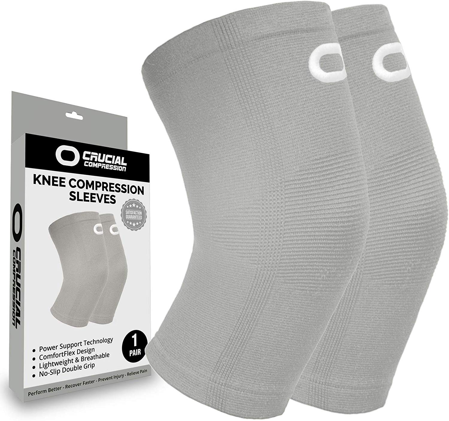 Crucial Compression knee pads