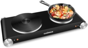 Cusimax Portable Electric Hot Plate