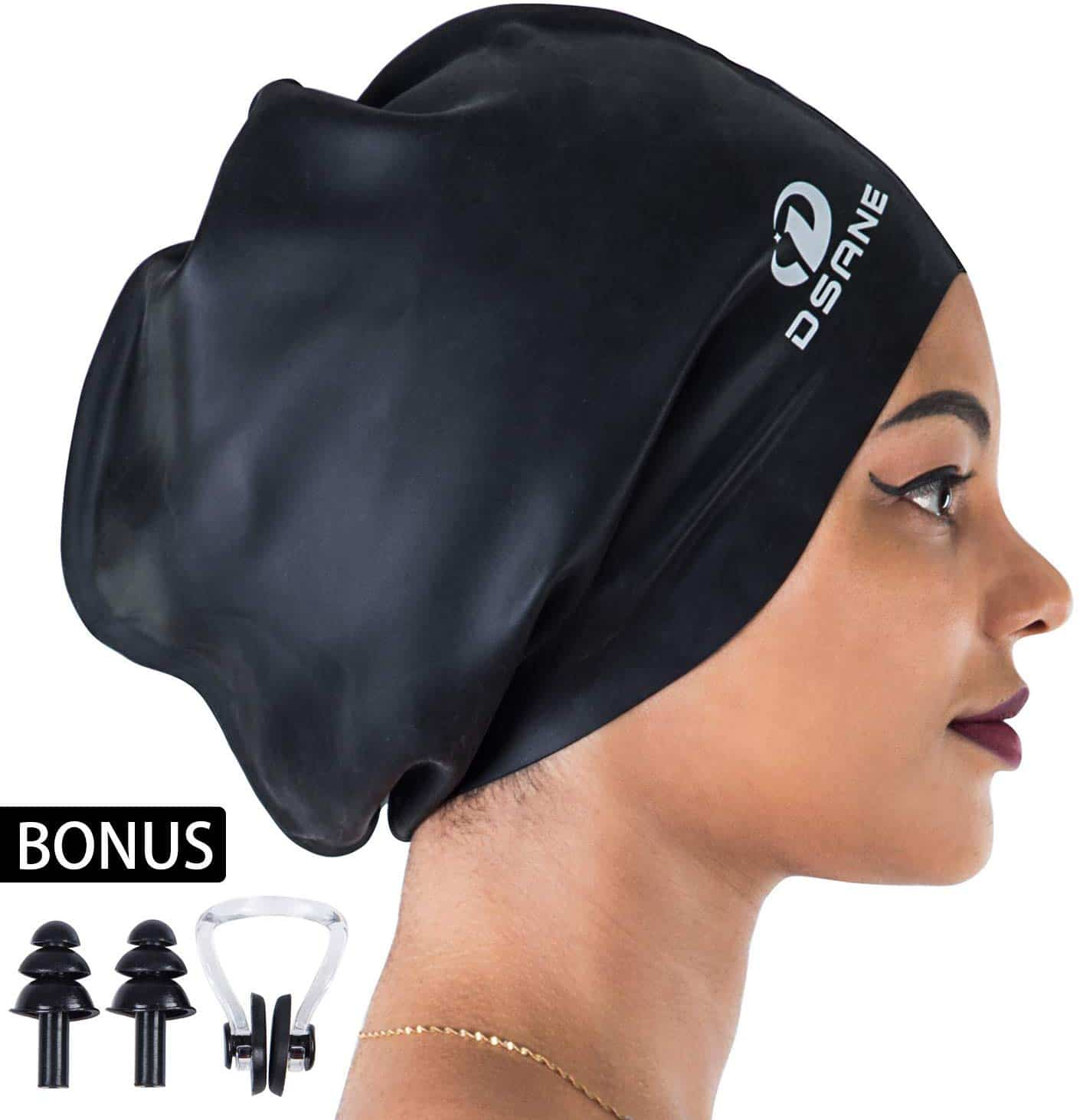 Dsane Swimming Cap