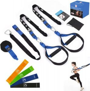 FITINDEX Bodyweight Resistance Trainer Kit