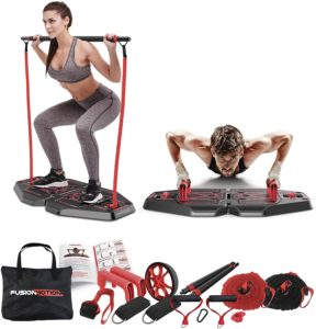 Fusion Motion Heavy Duty Body Weight Resistance System