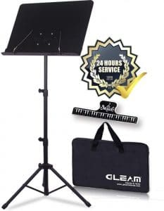 GLEAM Sheet Music Stand Metal