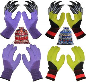 Garden Gloves by TGeng