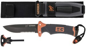 Gerber Bear Grylls Serrated Edge Knife