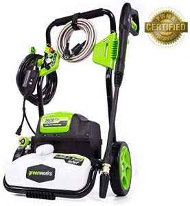 Greenworks Elec Pressure Washer