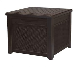 Keter Rattan Style Outdoor Deck Box