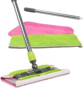 LINKYO Microfiber Hardwood Mop
