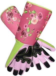 Long Sleeve Gardening Gloves by Megawodar