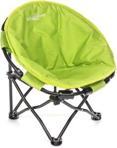 Lucky Bums Lightweight Moon Chairs