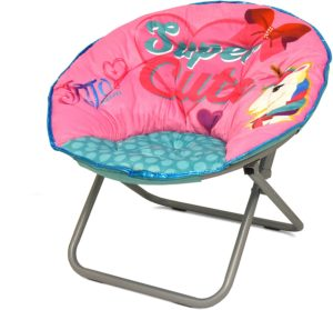 Nickelodeon Lockable Chair with Cushion