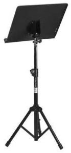 On-Stage Folding Orchestral Sheet Music Stand