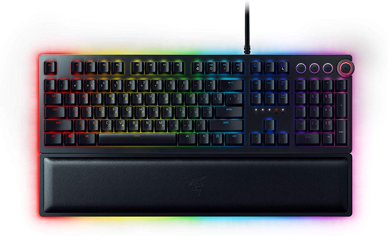 Razer Huntsman Gaming Keyboard Actuation