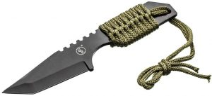 SE Outdoor Tanto Knife with Firestarter
