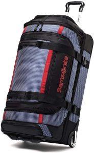 Samsonite Unisex-Adult Ripstop Wheeled Rolling Duffel Bag