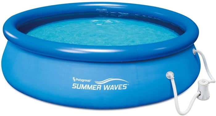 Summer Waves Quick