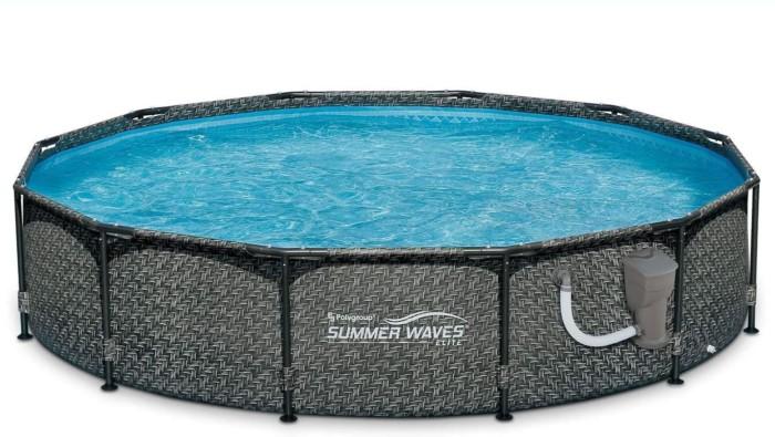 Summer Waves Round