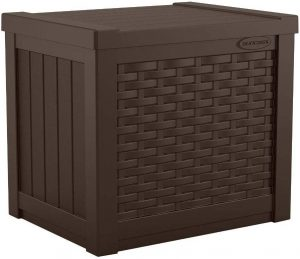 Suncast Brown Small Deck Box