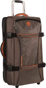 Timberland Wheeled Duffle Bag - Lightweight Travel Bag