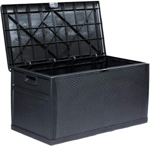 Tiptiper Outdoor Deck Box