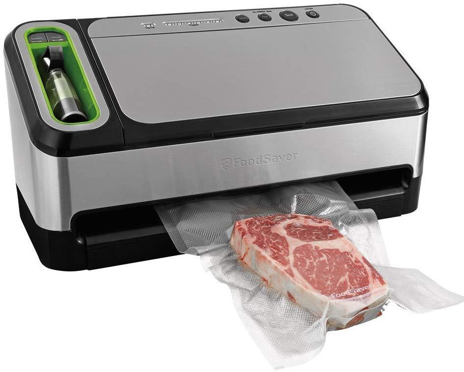 Vacuum Sealer - FoodSaver Automatic Bag Detection