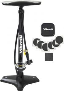Vibrelli Bike Floor-Pump