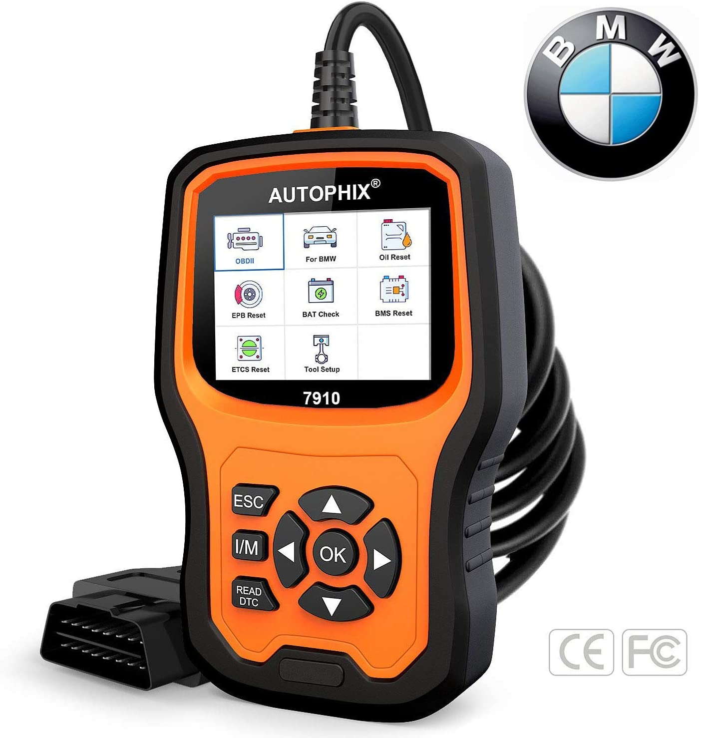 AUTOPHIX BMW Diagnostic