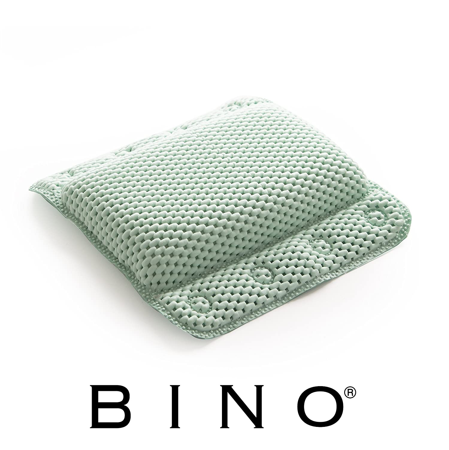 BINO Non-Slip Cushioned Bath Pillow With Suction Cups