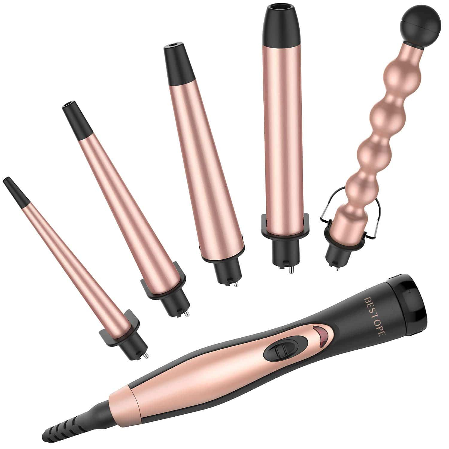 Bestope 5in1 curling wand